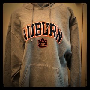NWT. War Eagle. Men's Hoodie. Large. Russell